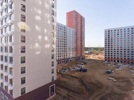 ГК ПИК продала фонду реновации Москвы почти 240 квартир на севере столицы