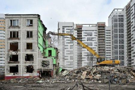 До 2019 года в Москве начнут строить еще около 80 домов реновации