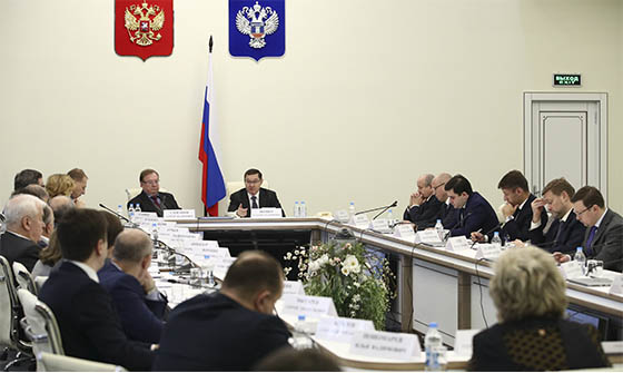 Минстрой России: у экспертов отрасли в Новом году будет много работы