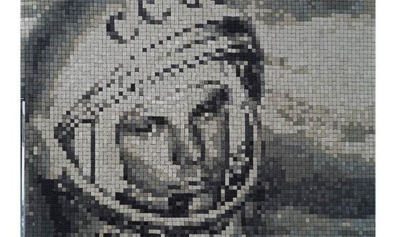 Концерн «КРОСТ» реализует в СВАО пилотный проект в технике пиксель-арт