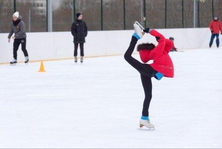 Школы фигурного катания появятся в 15 парках Москвы