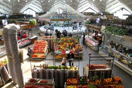«Коммерсант» сообщил о планах Гордеева приобрести Даниловский рынок