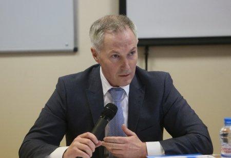 Дмитрий Михеев получил работу в системе Минстроя